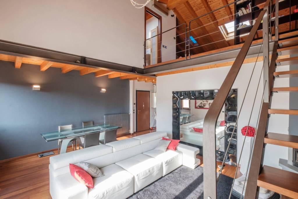 Appartamento in vendita a Credaro, 3 locali, prezzo € 189.000 | PortaleAgenzieImmobiliari.it