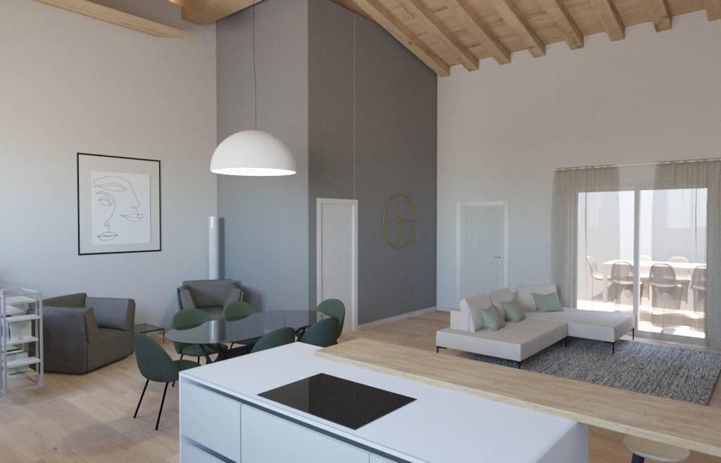 Loft / Openspace in vendita a Roncadelle, 3 locali, Trattative riservate | PortaleAgenzieImmobiliari.it