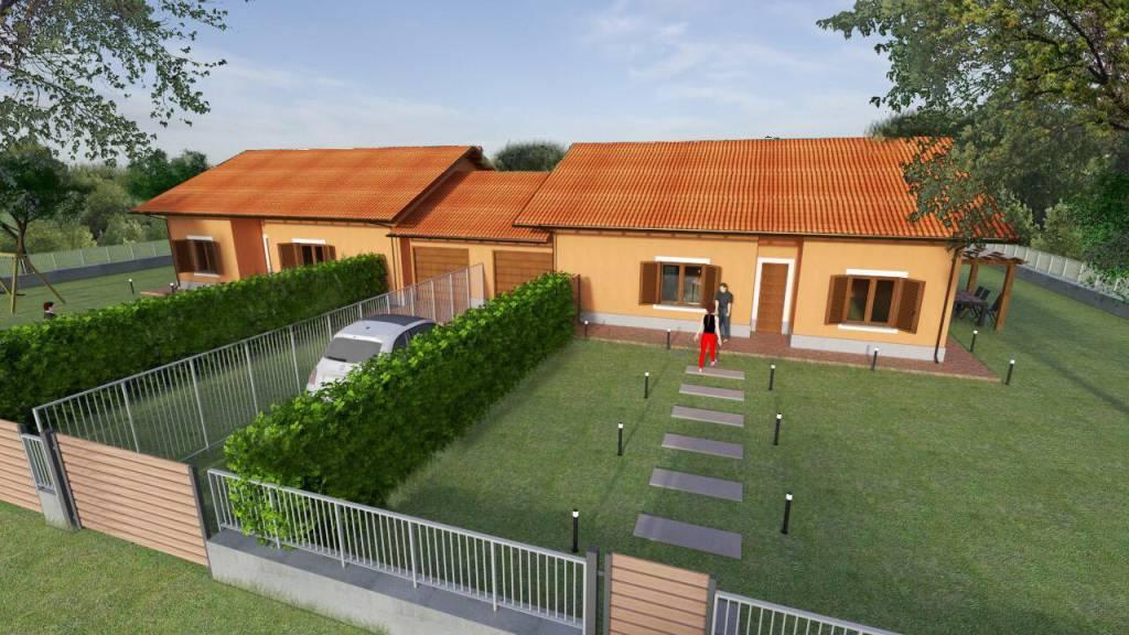 Villa in vendita a Agliè, 7 locali, prezzo € 159.000 | PortaleAgenzieImmobiliari.it