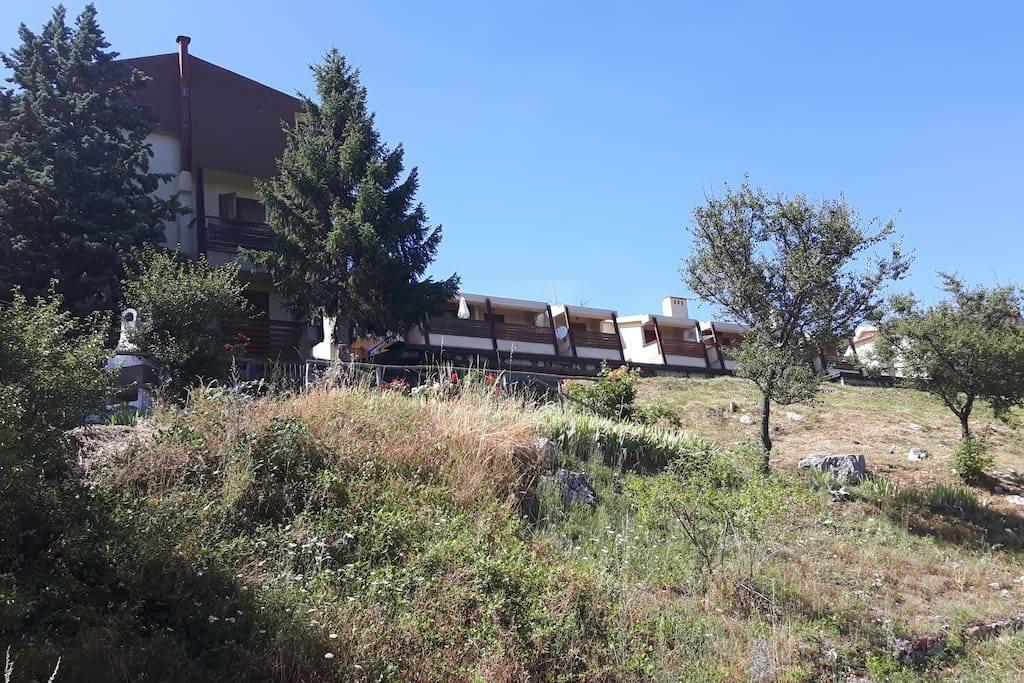 Appartamento in vendita a Rocca di Cambio, 3 locali, prezzo € 55.000 | PortaleAgenzieImmobiliari.it