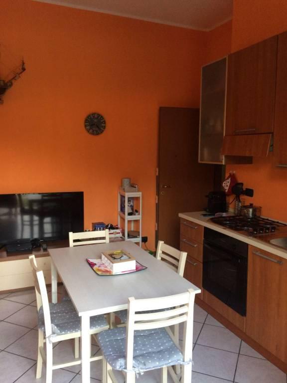 Appartamento in buone condizioni arredato in affitto Rif. 8330476