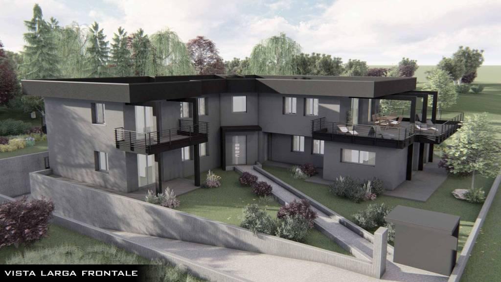 Appartamento in vendita a Oltrona di San Mamette, 3 locali, prezzo € 270.000 | PortaleAgenzieImmobiliari.it