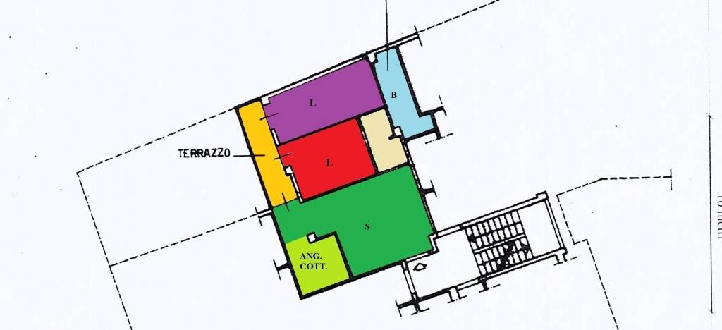 Appartamento in vendita a Otranto, 3 locali, prezzo € 140.000 | CambioCasa.it