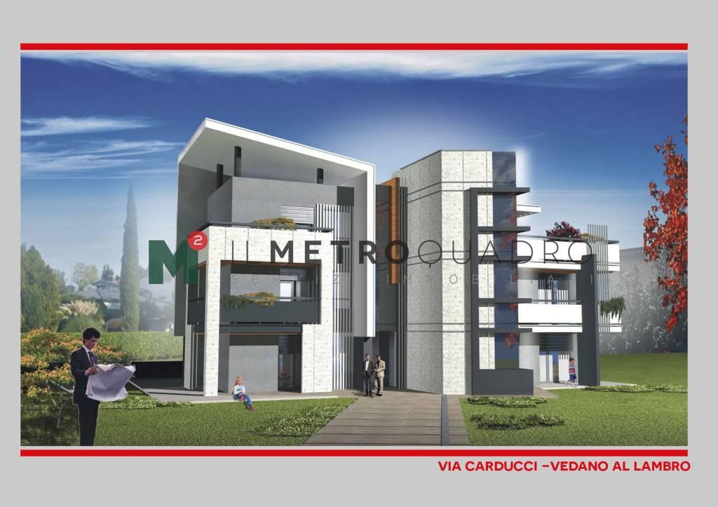 Appartamento in vendita a Vedano al Lambro, 3 locali, Trattative riservate | CambioCasa.it