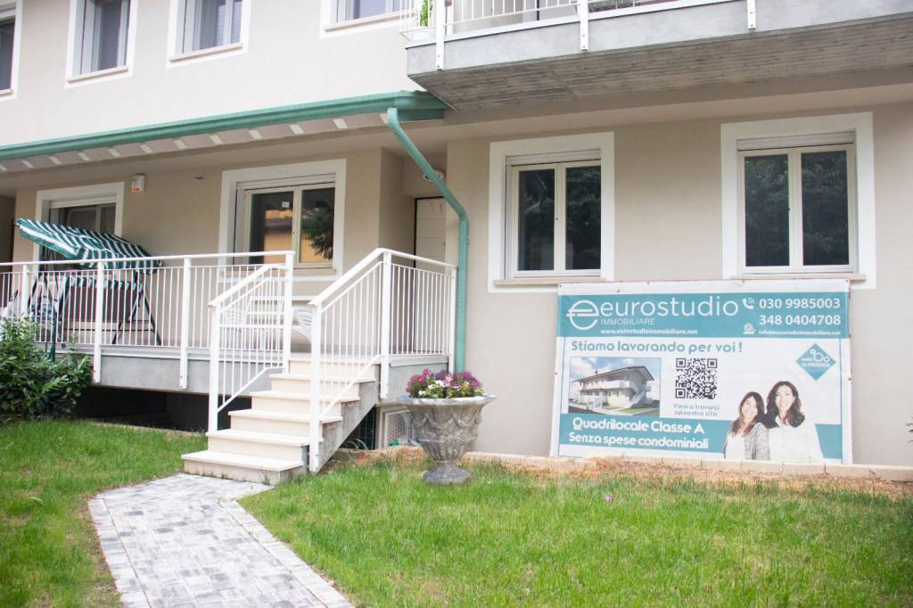 Appartamento in vendita a Calcinato, 4 locali, prezzo € 210.000 | PortaleAgenzieImmobiliari.it