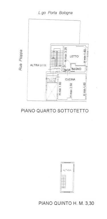 Appartamento in Vendita a Modena Centro: 2 locali, 157 mq