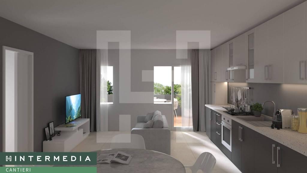 Appartamento in vendita a Campodarsego, 3 locali, prezzo € 160.000 | CambioCasa.it