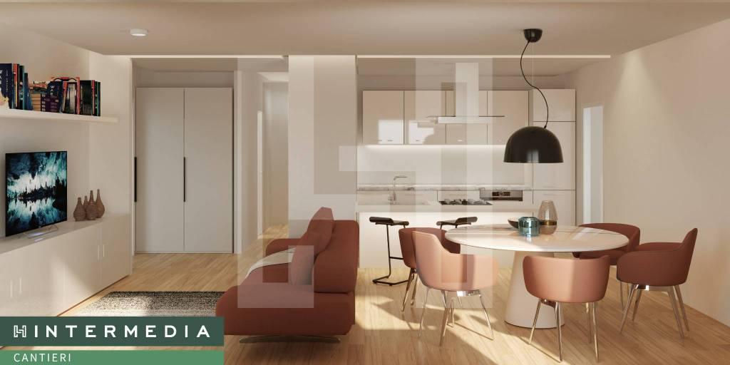 Appartamento in vendita a Campodarsego, 3 locali, prezzo € 145.000 | CambioCasa.it