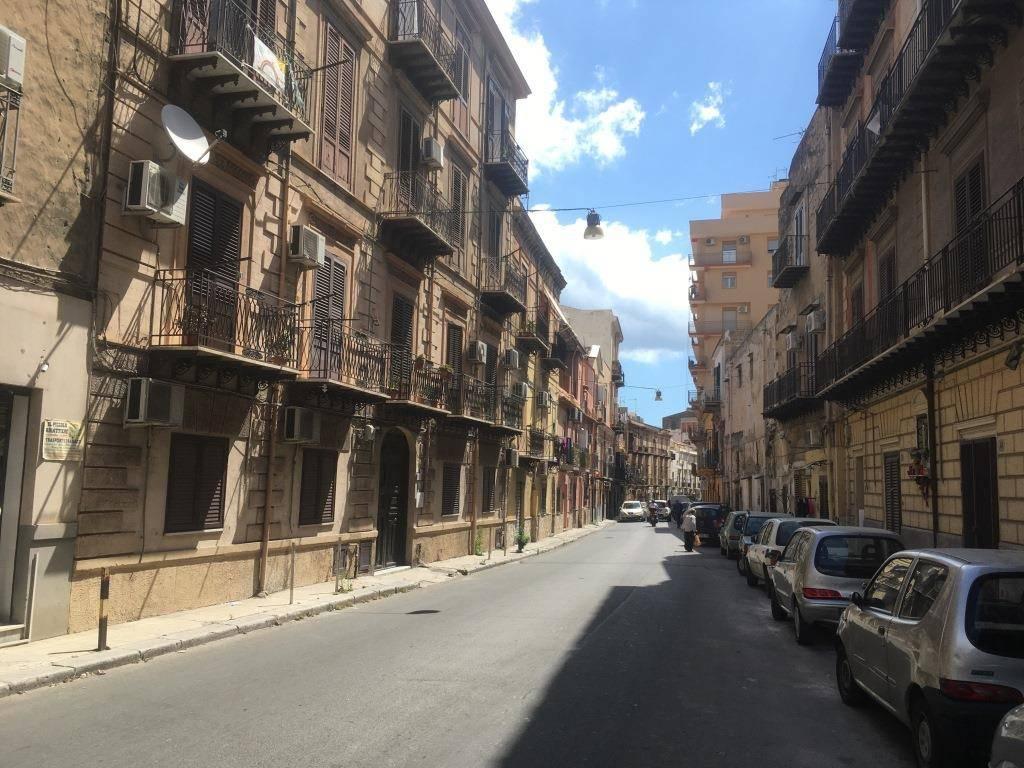 Attico in Vendita a Palermo Centro: 4 locali, 93 mq