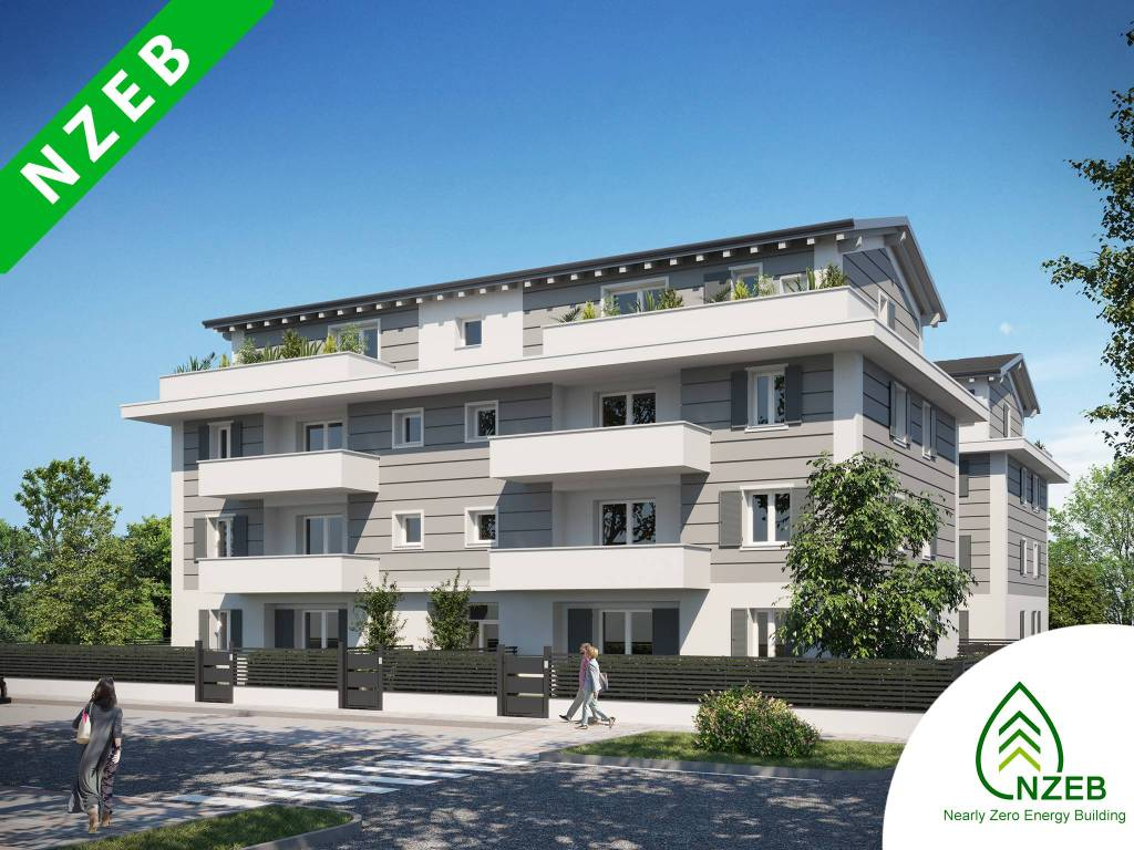 Appartamento in Vendita a Maranello Centro:  3 locali, 103 mq  - Foto 1