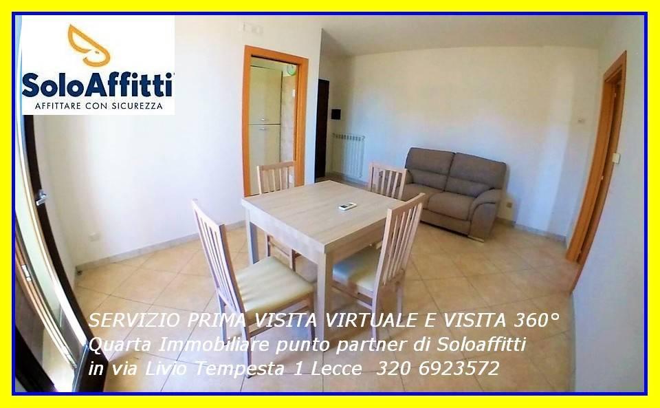 Appartamento in Affitto a Lecce Periferia: 2 locali, 64 mq