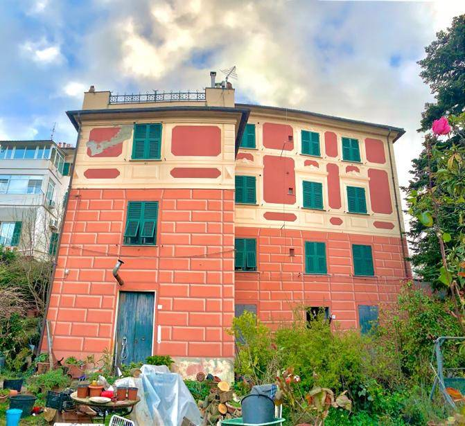 Appartamento in vendita a Campomorone, 5 locali, prezzo € 55.000 | PortaleAgenzieImmobiliari.it