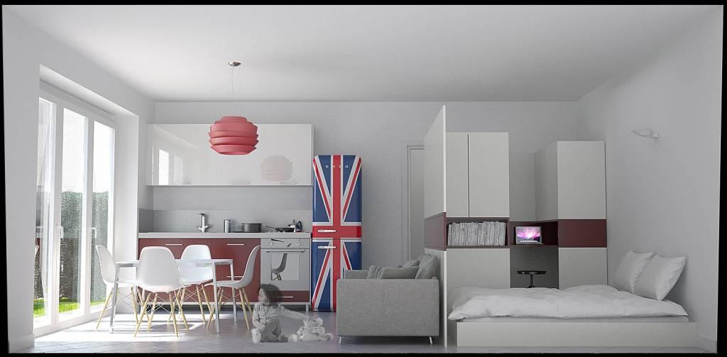 Appartamento in vendita Rif. 7668249