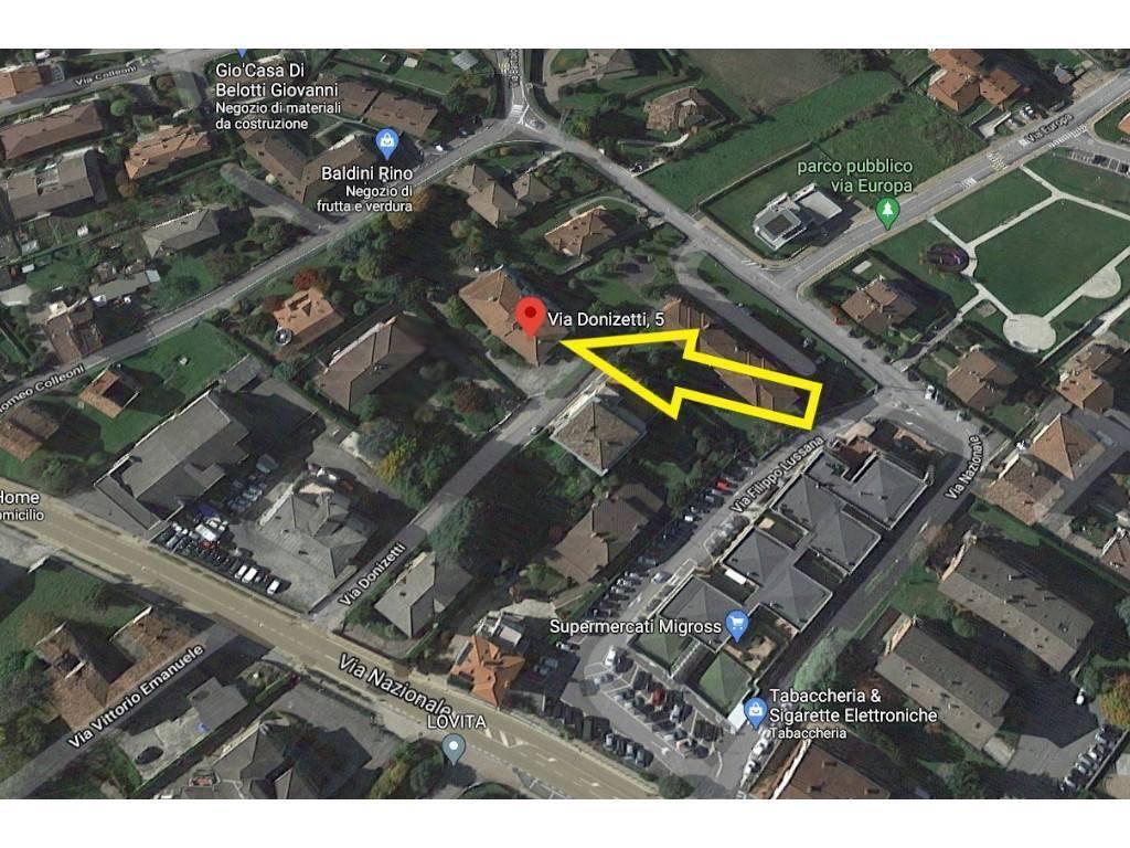 Appartamento in vendita a Casazza, 4 locali, prezzo € 125.000 | CambioCasa.it