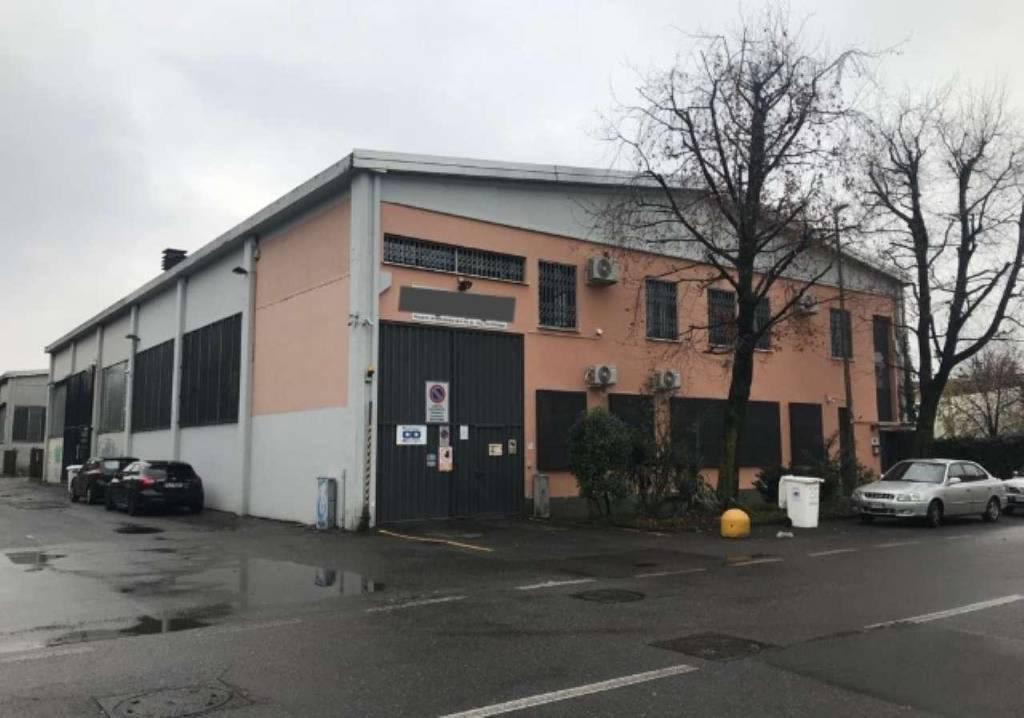 Capannone in affitto a Cusano Milanino, 1 locali, prezzo € 2.200 | CambioCasa.it