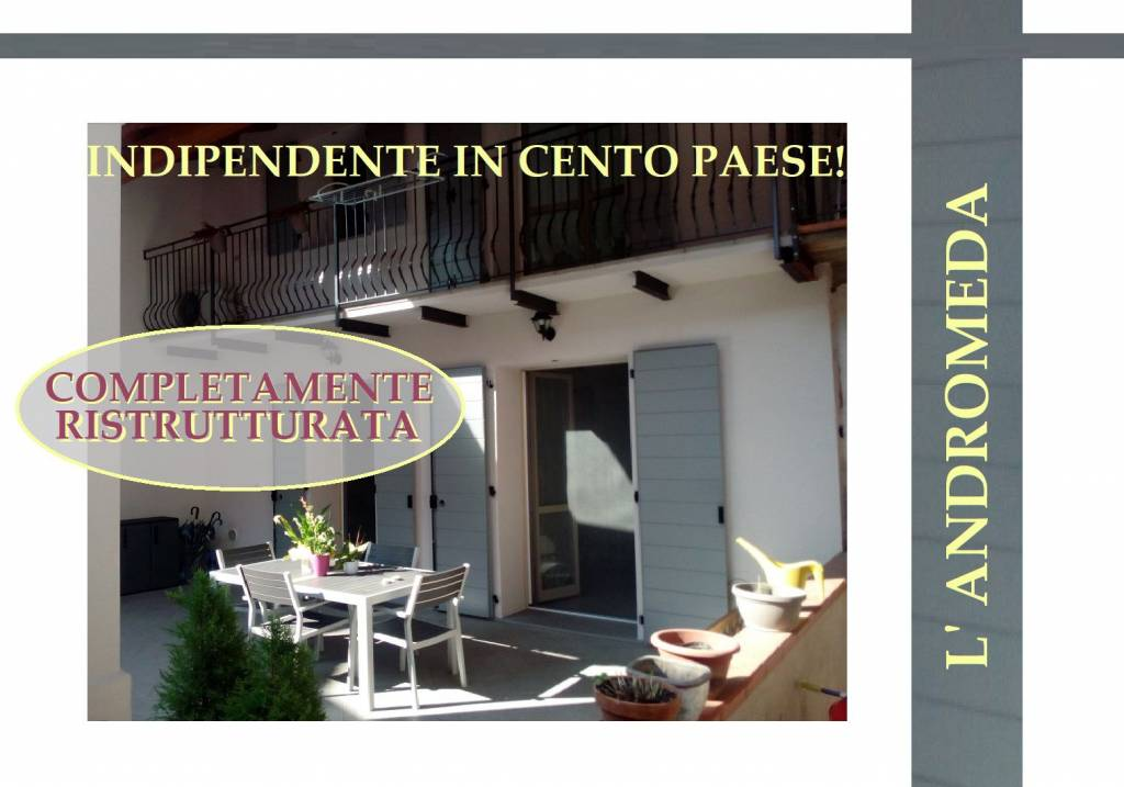 Soluzione Indipendente in vendita a Rivolta d'Adda, 2 locali, prezzo € 125.000 | PortaleAgenzieImmobiliari.it