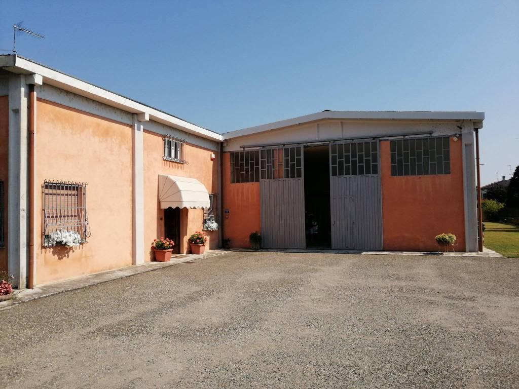 Villa a Sabbioneta in Vendita