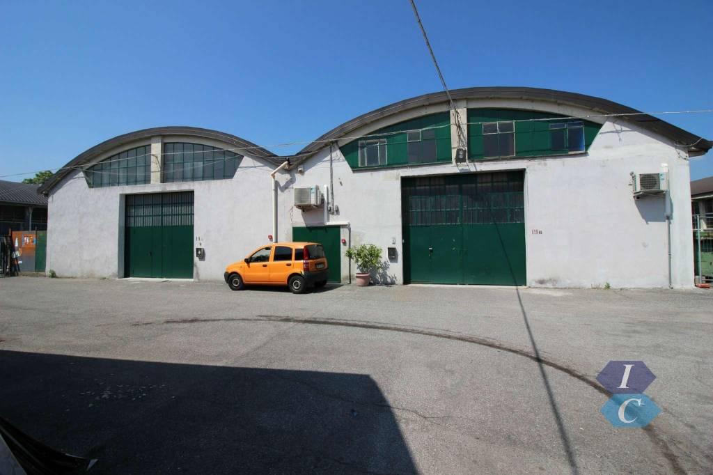 Capannone in affitto a Settimo Milanese, 4 locali, prezzo € 3.750 | CambioCasa.it