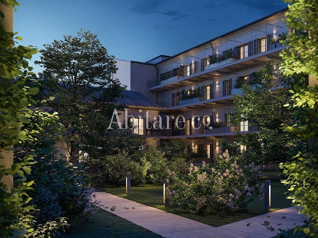 Appartamento in Vendita a Milano 17 Marghera / Wagner / Fiera:  3 locali, 147 mq  - Foto 1