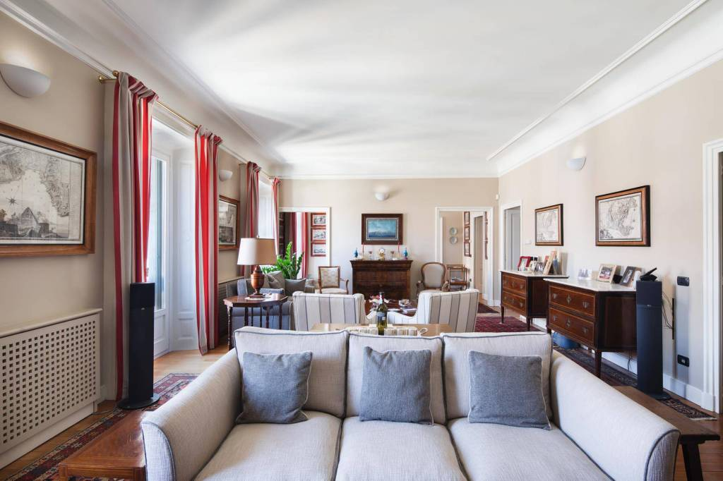 Appartamento in Vendita a Milano 01 Centro storico (Cerchia dei Navigli):  5 locali, 200 mq  - Foto 1