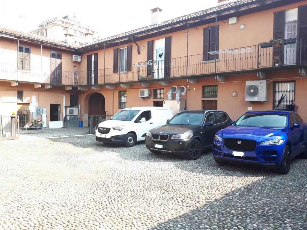 Appartamento in vendita a Abbiategrasso, 2 locali, prezzo € 89.000   CambioCasa.it