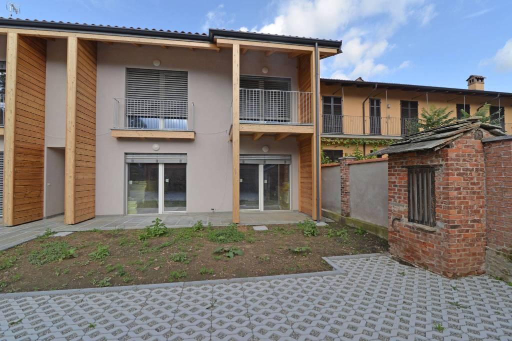 Foto 1 di Villa via Rimembranza, Bagnolo Piemonte