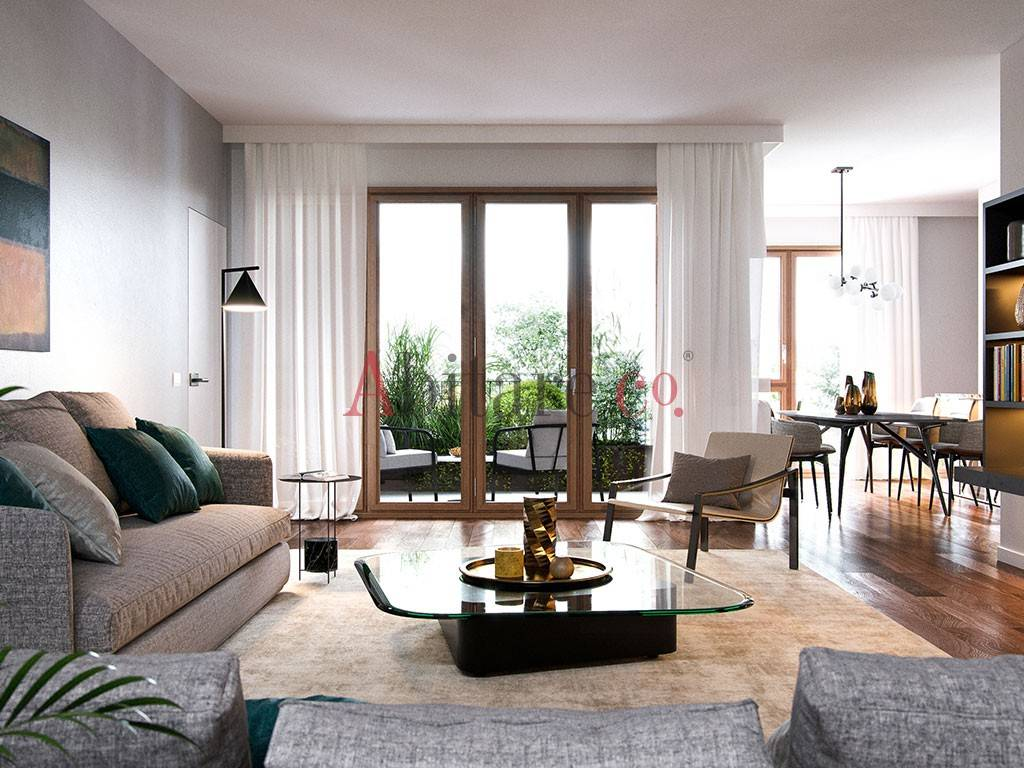 Appartamento in Vendita a Milano 23 Forlanini / Mecenate: 3 locali, 103 mq