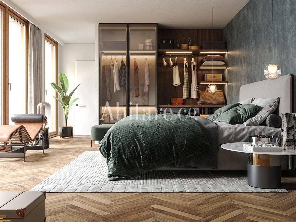 Appartamento in Vendita a Milano 23 Forlanini / Mecenate: 4 locali, 133 mq