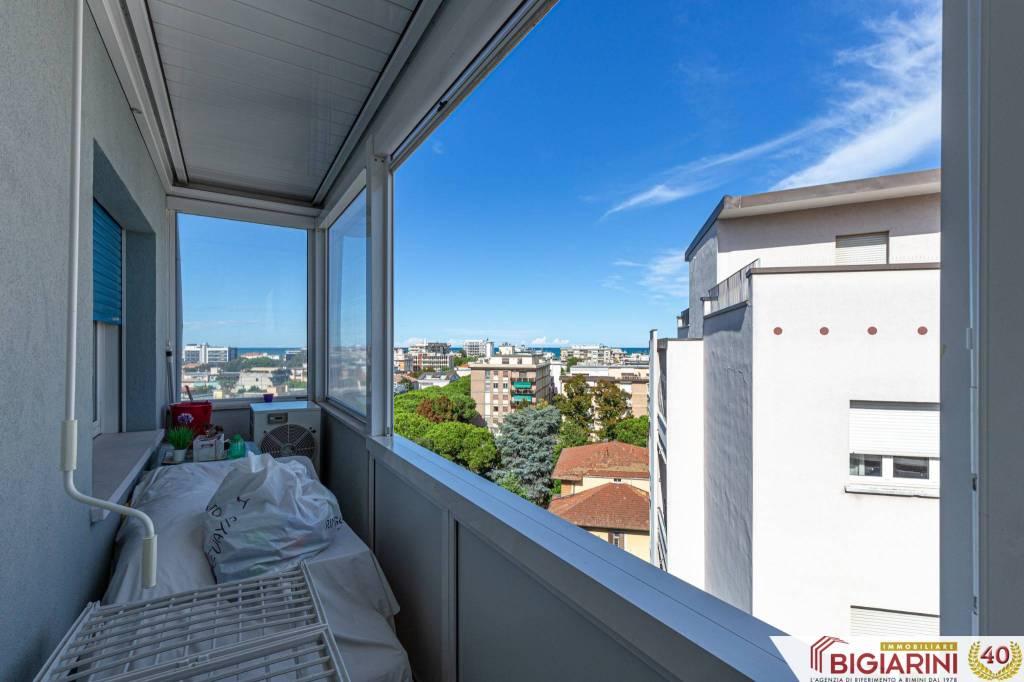 Appartamento in vendita a Rimini, 3 locali, prezzo € 220.000 | CambioCasa.it