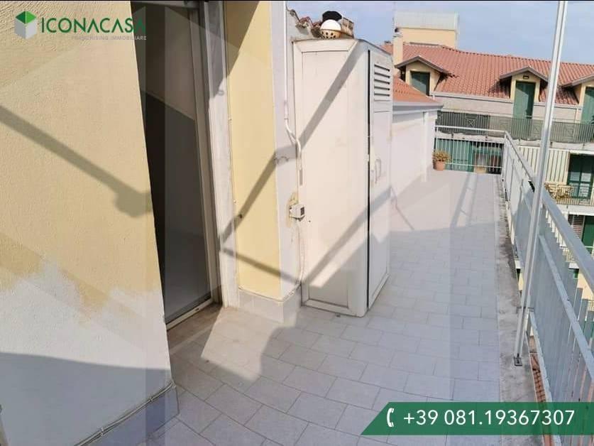 Attico / Mansarda in vendita a Giugliano in Campania, 3 locali, prezzo € 49.000 | PortaleAgenzieImmobiliari.it