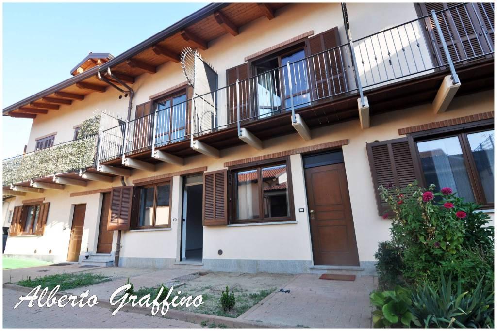 Soluzione Indipendente in affitto a San Benigno Canavese, 4 locali, prezzo € 495 | PortaleAgenzieImmobiliari.it