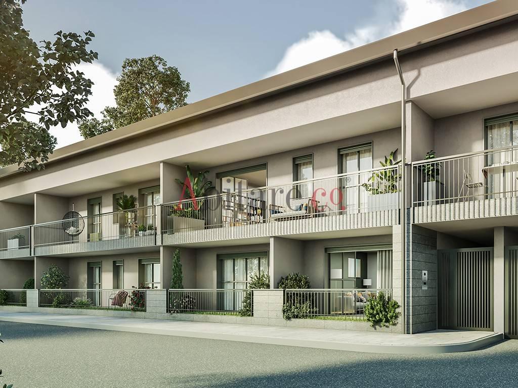 Appartamento in Vendita a Milano 27 Baggio / Novara / Forze Armate: 1 locali, 43 mq