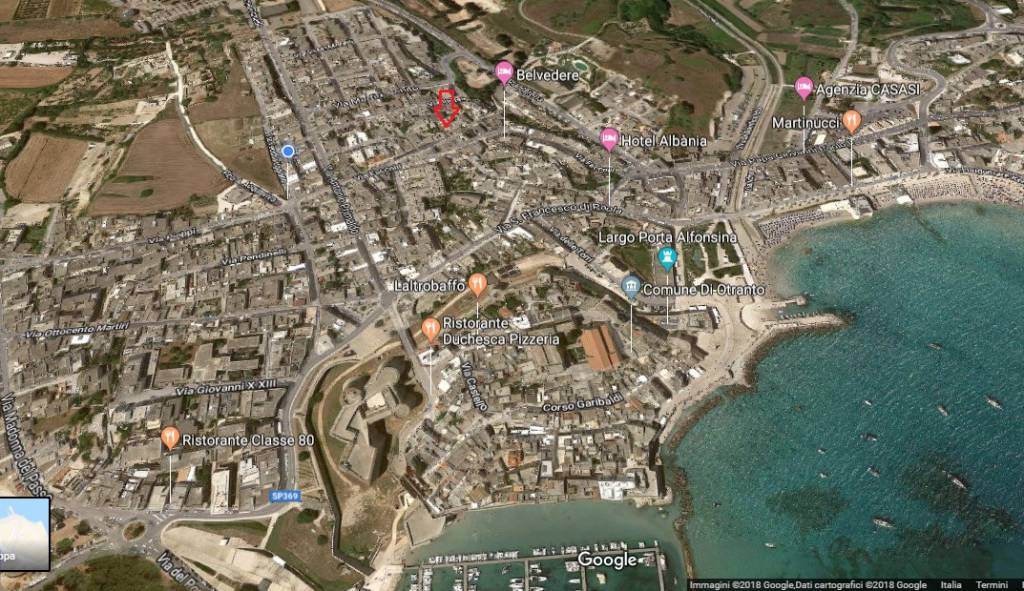 Appartamento in vendita a Otranto, 6 locali, prezzo € 210.000   PortaleAgenzieImmobiliari.it