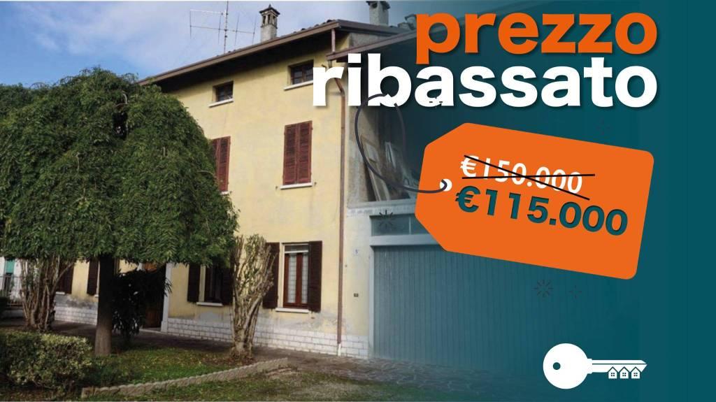 Soluzione Indipendente in vendita a Remedello, 8 locali, prezzo € 150.000 | PortaleAgenzieImmobiliari.it