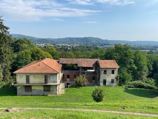 Rustico / Casale in vendita a Gozzano, 9 locali, prezzo € 198.000   PortaleAgenzieImmobiliari.it