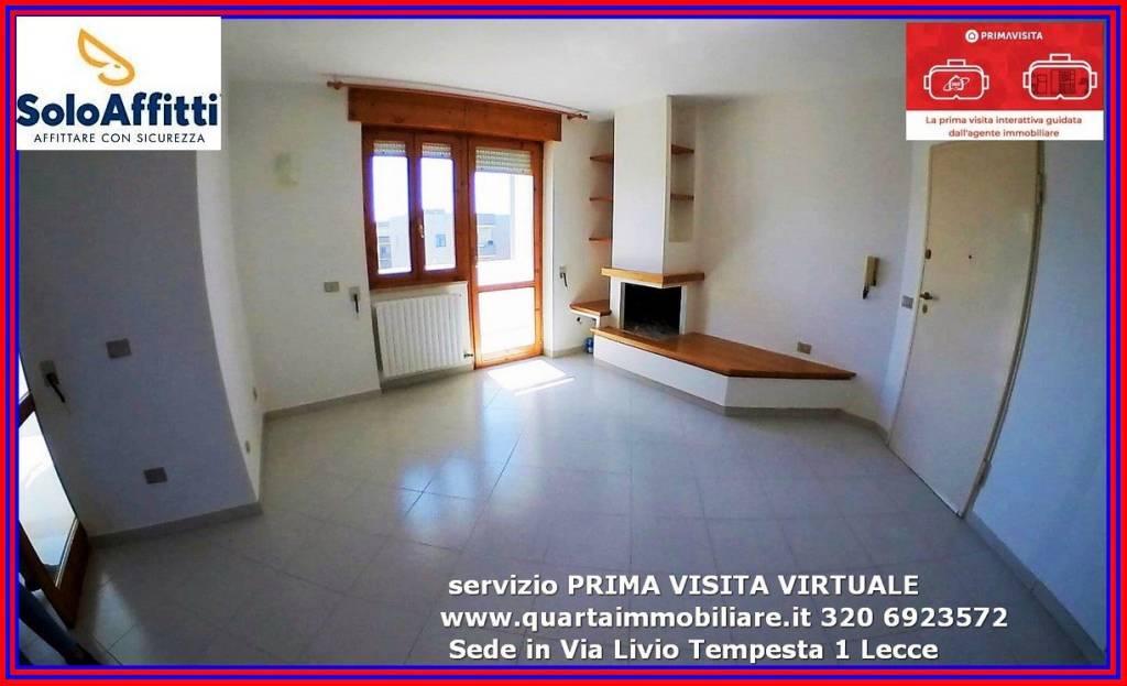Appartamento in Affitto a Lecce Periferia: 4 locali, 126 mq