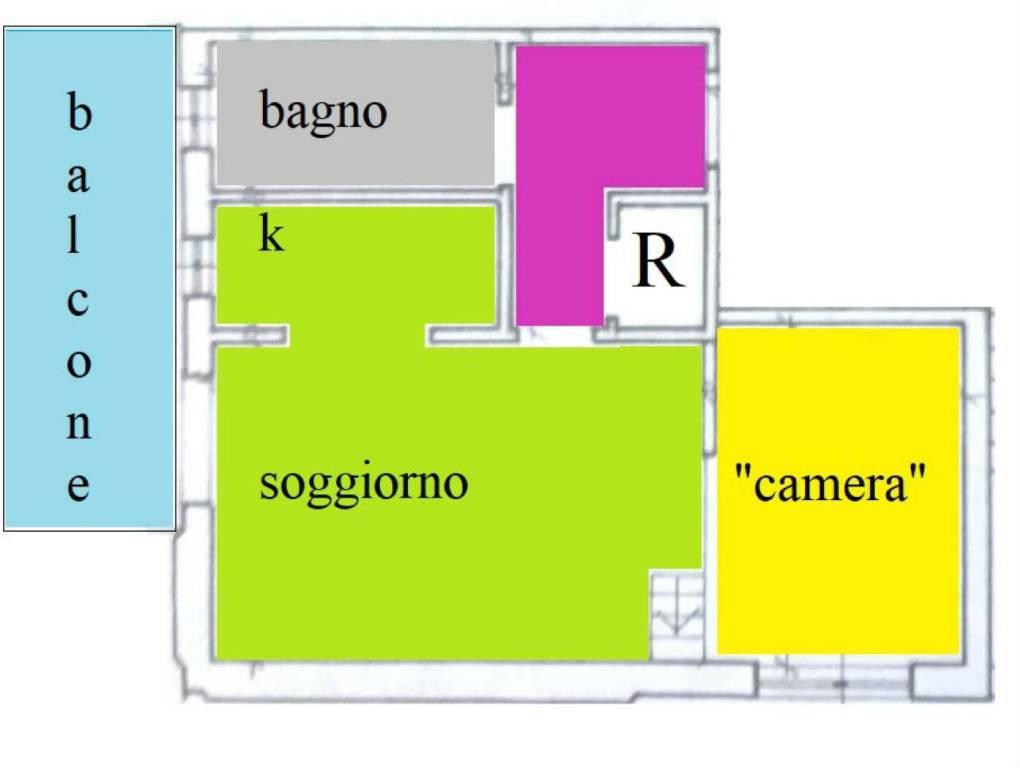 Appartamento in vendita a Borghetto Santo Spirito, 2 locali, prezzo € 125.000   CambioCasa.it