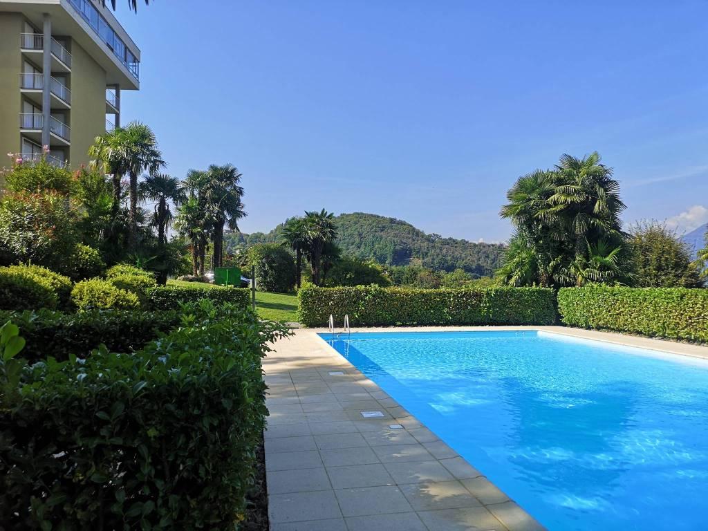 Appartamento in vendita a Germignaga, 3 locali, prezzo € 128.000 | PortaleAgenzieImmobiliari.it