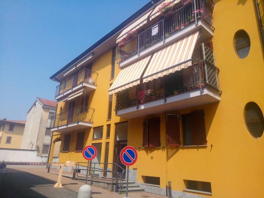 Appartamento in affitto a Melegnano, 1 locali, prezzo € 600 | CambioCasa.it
