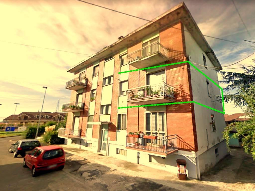 Appartamento in vendita a Borgaro Torinese, 4 locali, prezzo € 71.000 | CambioCasa.it