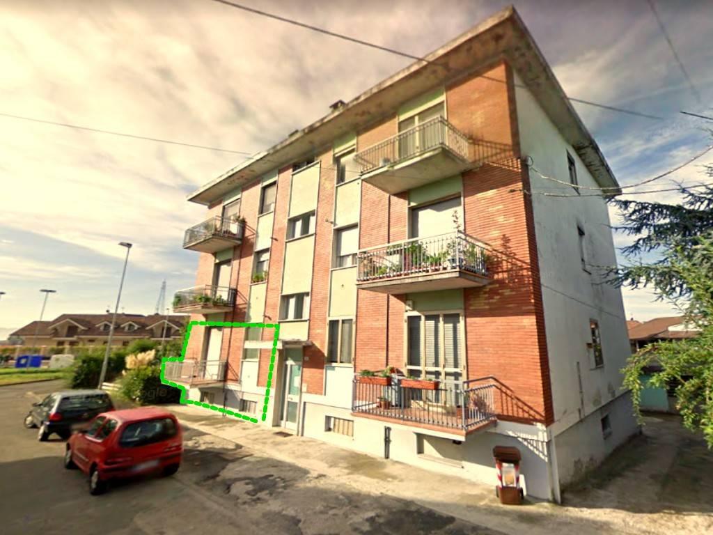 Appartamento in vendita a Borgaro Torinese, 4 locali, prezzo € 70.000 | CambioCasa.it