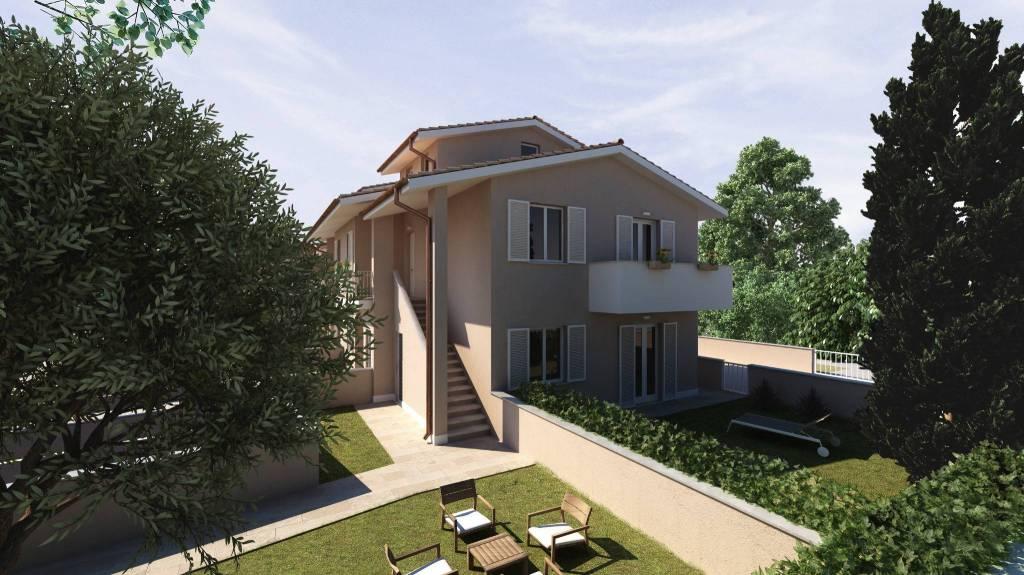 Appartamento in Vendita a Calcinaia Centro: 4 locali, 125 mq