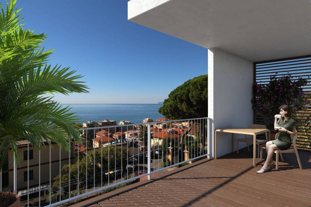 Appartamento in vendita a Varazze, 2 locali, prezzo € 340.000 | PortaleAgenzieImmobiliari.it