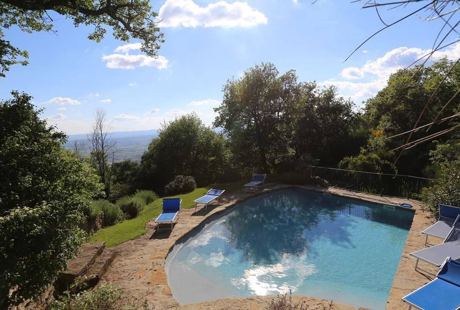 Villa in affitto a Cortona, 8 locali, prezzo € 1.600 | CambioCasa.it