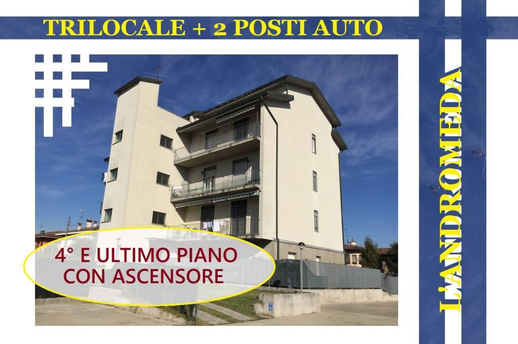 Appartamento in vendita a Rivolta d'Adda, 3 locali, prezzo € 76.000   PortaleAgenzieImmobiliari.it