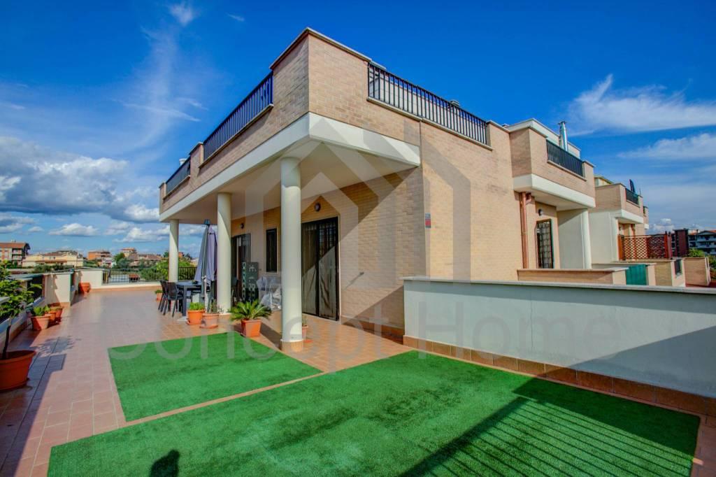 Appartamento in vendita a Roma, 4 locali, zona Zona: 40 . Piana del Sole, Casal Lumbroso, Malagrotta, Ponte Galeria, prezzo € 290.000 | CambioCasa.it