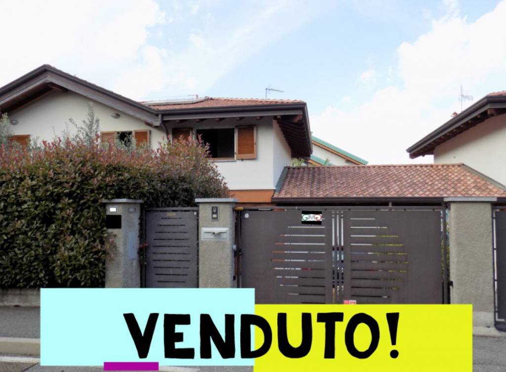 Villa a Schiera in vendita a Lomazzo, 4 locali, prezzo € 325.000   PortaleAgenzieImmobiliari.it
