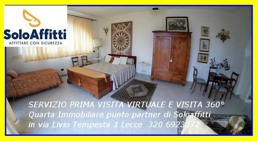 Attico in Affitto a Lizzanello Periferia: 1 locali, 72 mq