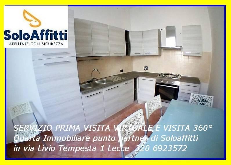 Appartamento in Affitto a Monteroni Di Lecce Centro: 4 locali, 112 mq