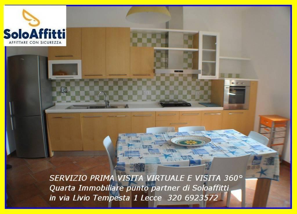 Appartamento in Affitto a Monteroni Di Lecce: 5 locali, 130 mq